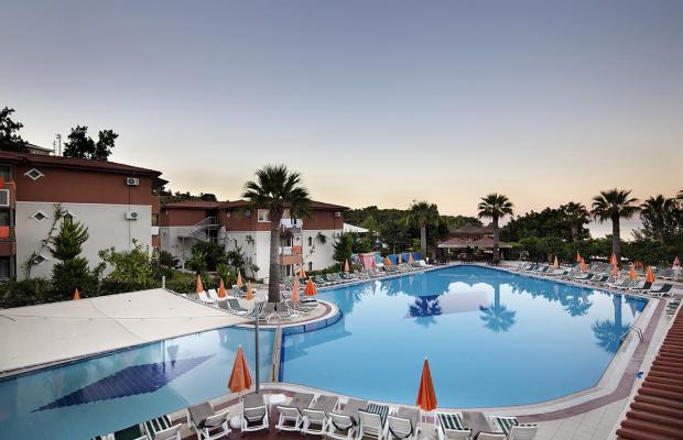 фотографии отеля Justiniano Club Alanya изображение №3