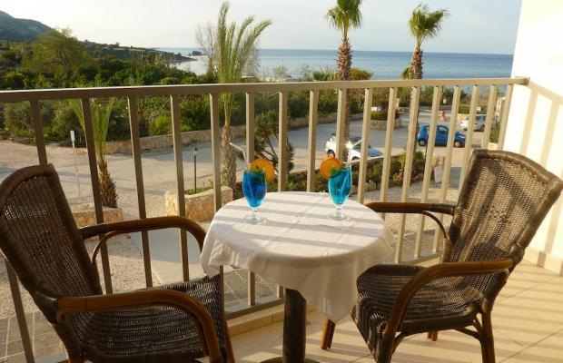 фотографии отеля Aphrodite Beach изображение №3