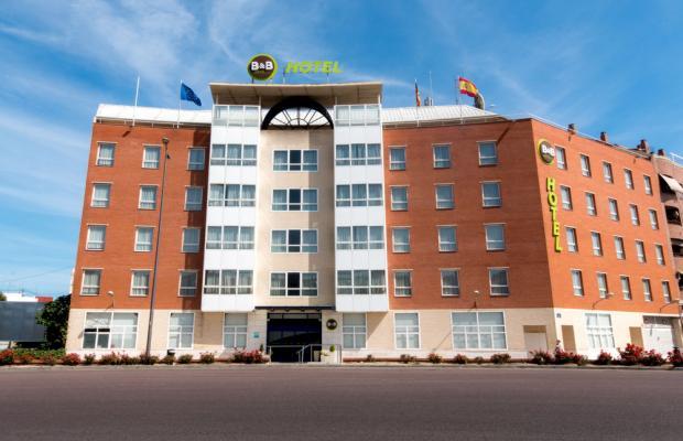 фото отеля B&B Hotel Valencia Ciudad de las Ciencias (еx. Holiday Inn Express Valencia San Luis) изображение №1