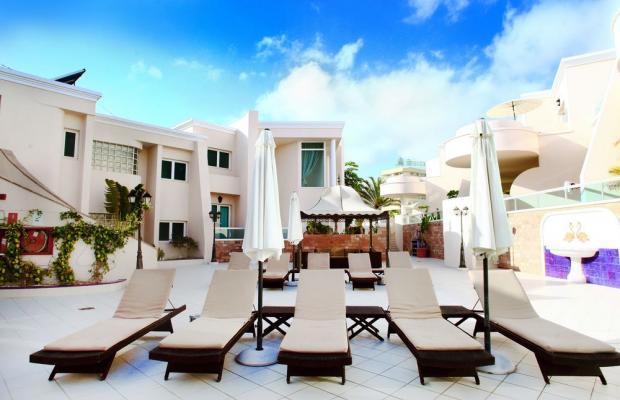 фотографии отеля Flamingo Suites изображение №7