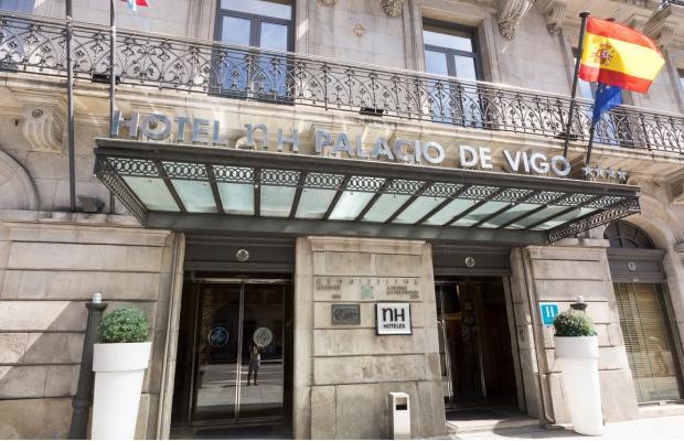фото NH Collection Vigo (ex. NH Palacio de Vigo) изображение №2