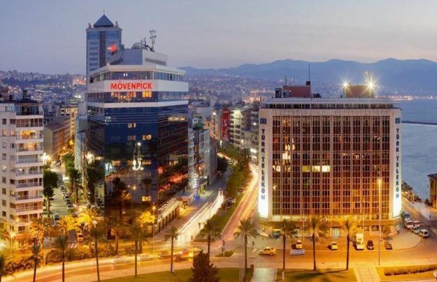 фотографии отеля Movenpick Hotel Izmir изображение №3