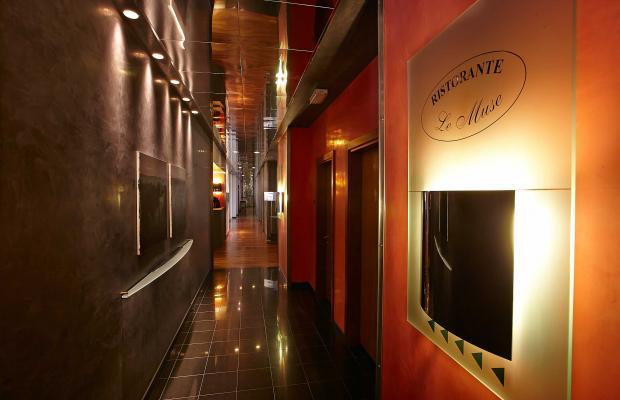 фотографии отеля  Hotel Vicenza Tiepolo (ex. NH Vicenza)   изображение №43