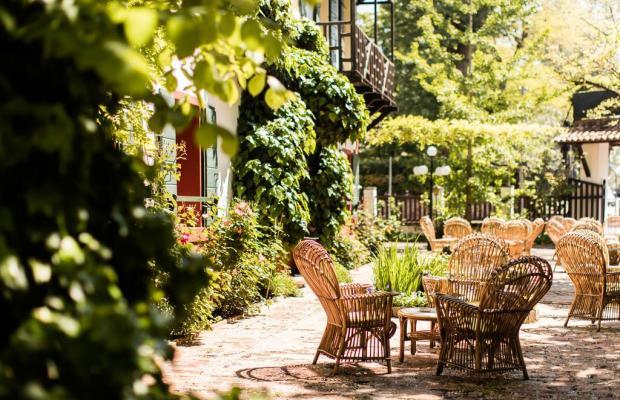 фото отеля Albergo Quattro Fontane изображение №17