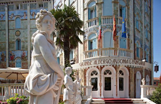 фото отеля Grande Albergo Ausonia & Hungaria Wellness & Spa изображение №13