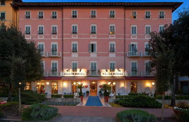 фото отеля Grand Hotel Nizza Et Suisse изображение №25