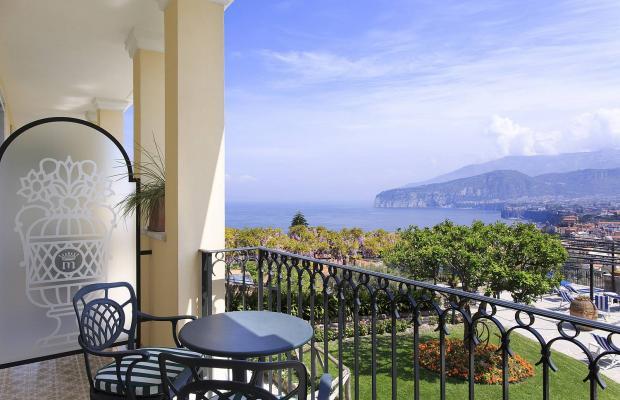 фотографии отеля Grand Hotel Capodimonte изображение №19