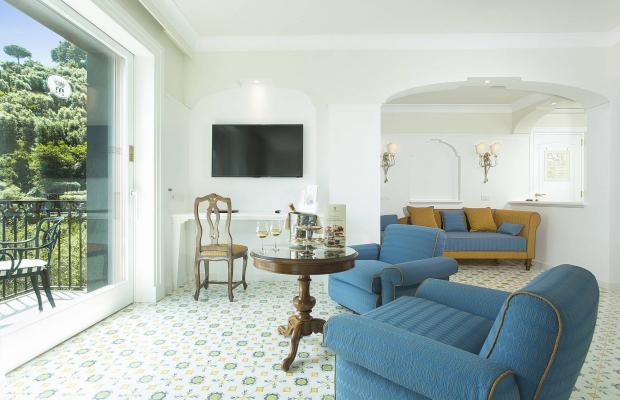 фотографии Grand Hotel Capodimonte изображение №12