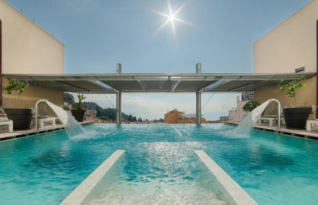 фото NH Collection Taormina (ex. Hotel Imperiale) изображение №22