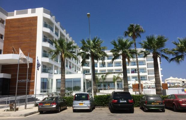 фотографии отеля Evalena Beach Hotel изображение №35