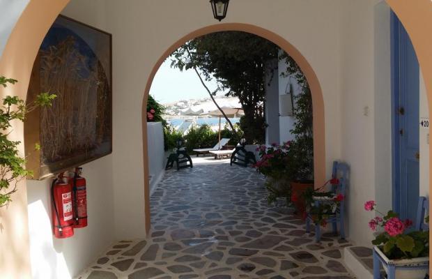 фотографии Panorama Paros Hotel изображение №12
