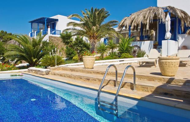 фото отеля Dolphin Antiparos Villas and Suites изображение №1