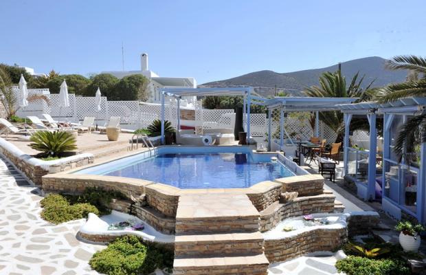 фотографии Dolphin Antiparos Villas and Suites изображение №32