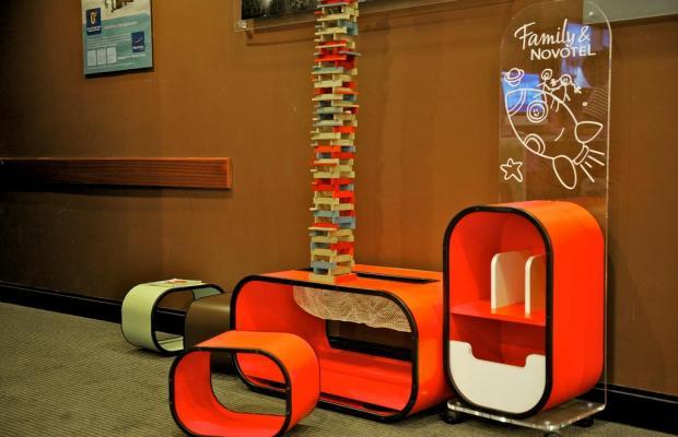 фото Novotel Genova City (ex. Novotel Genova Ovest) изображение №10