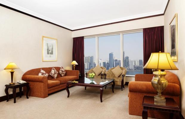 фотографии отеля Hilton Sharjah (ex. Corniche Al Buhaira)  изображение №15