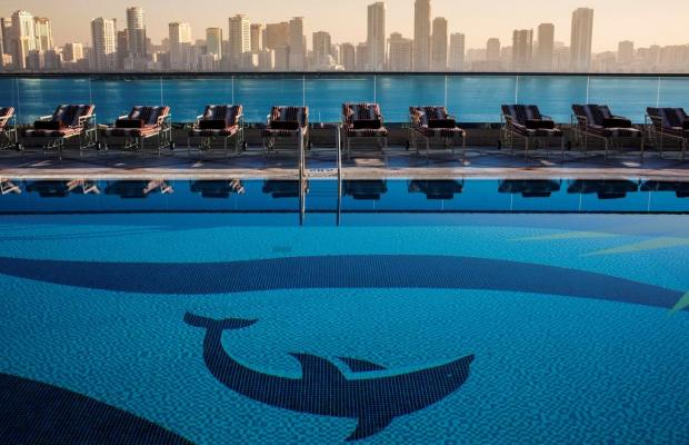фотографии Hilton Sharjah (ex. Corniche Al Buhaira)  изображение №8
